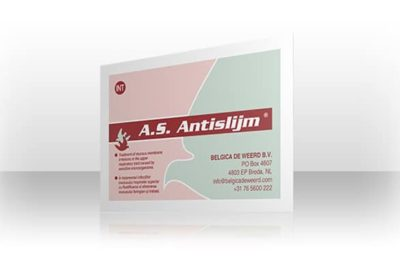 as antislijm 390