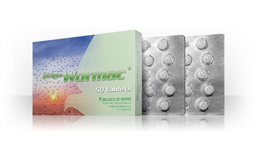 belga wormac tablets