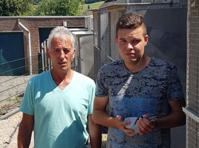 Marc & Ramon Keijenberg, Epen (NL) schitteren op Provinciaal Chalons en Champagne