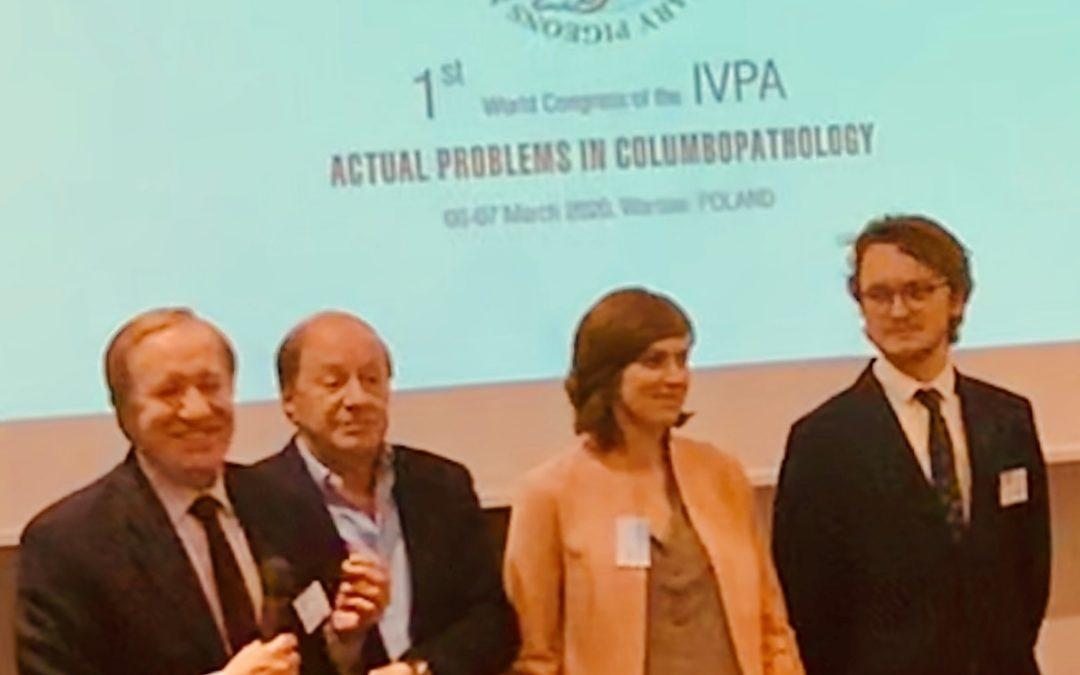 Verslag 1ste Wereldcongres van de IVPA te Warschau